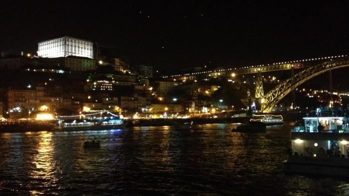 Panoramic view, Porto, 2015