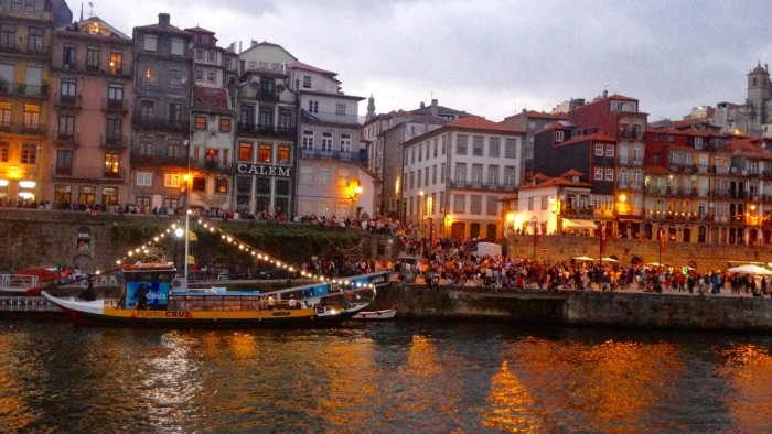 Ribeira, Porto, 2015