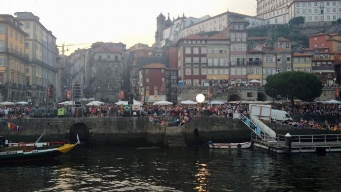 Ribeira Porto, 2018