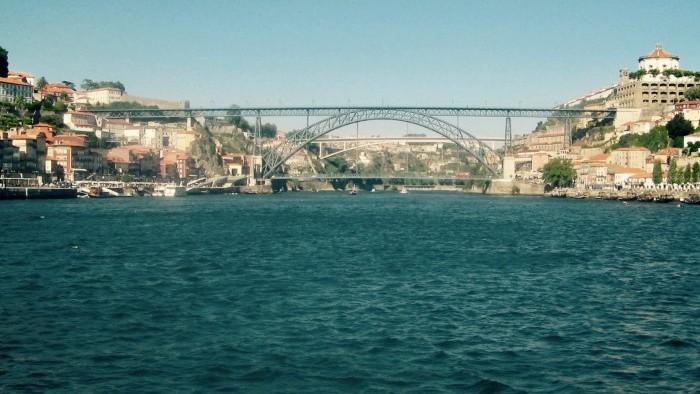 Panoramic view - Luis I Bridge