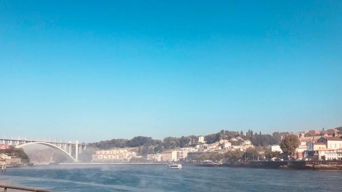 Panoramic view - Arrábida Bridge