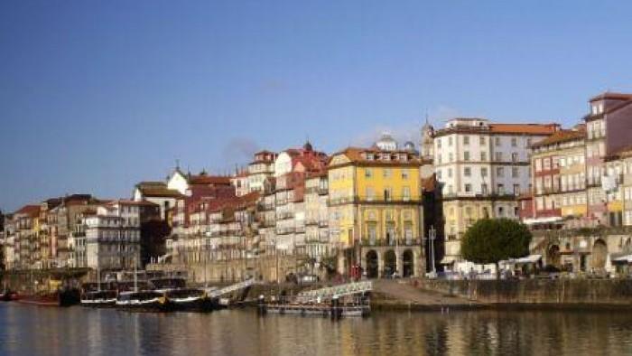 Panoramic view - Ribeira Porto