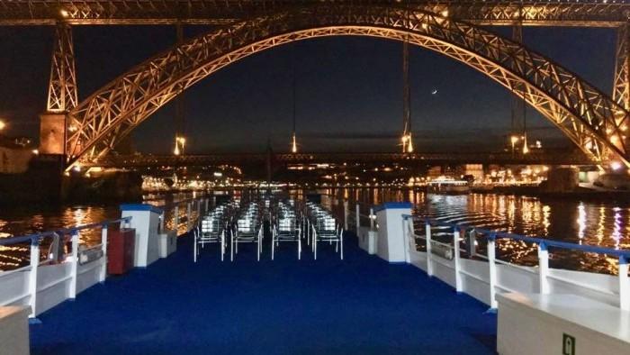 Panoramic view - Luiz I Bridge