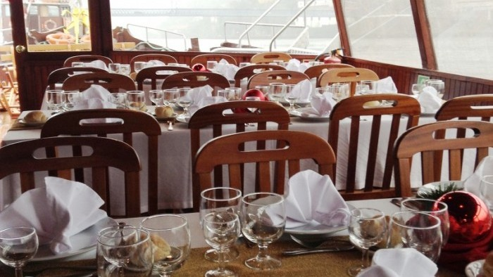Cruise with lunch on board - Rabelo Boat