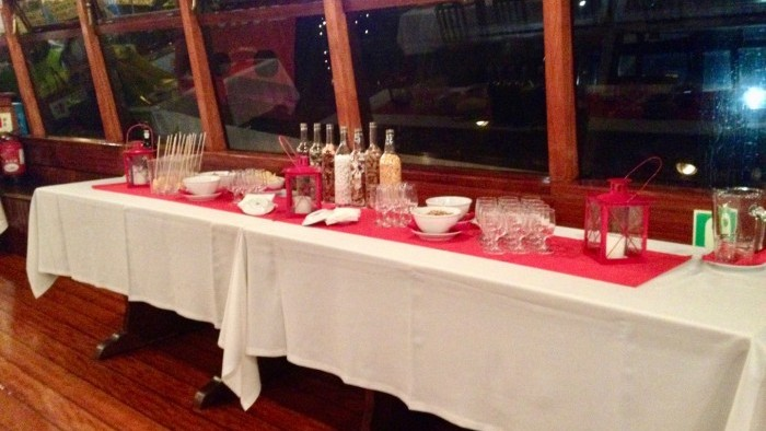 Cruise with dinner on board - Rabelo Boat