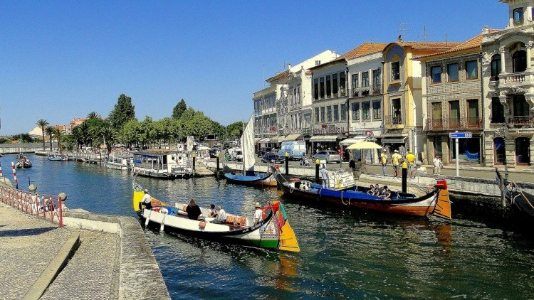 Aveiro Tour - Half Day Tour (Morning or afternoon)