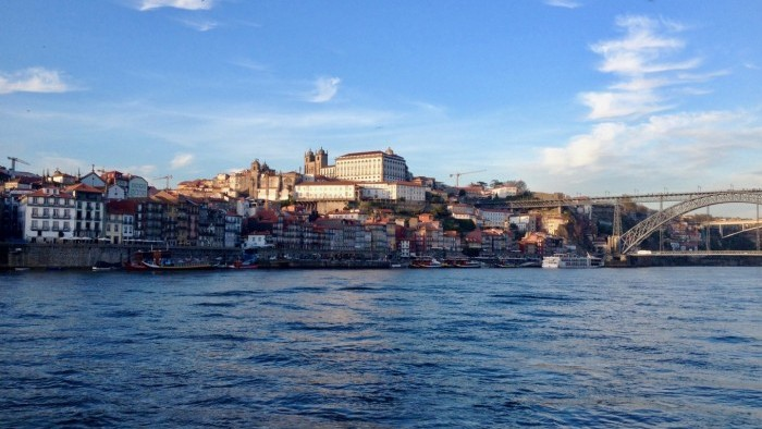 Cruise Porto Régua Porto BA (Upstream)*