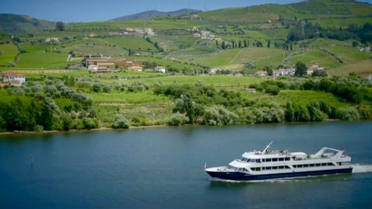 Cruise with Christmas dinner on board - Porto