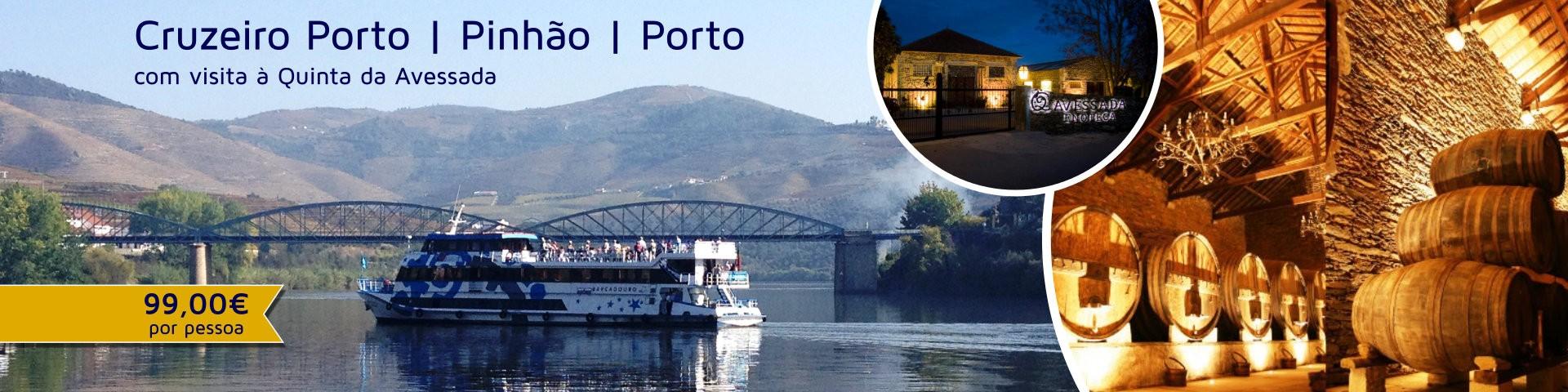 Cruzeiro Porto Pinhão Porto